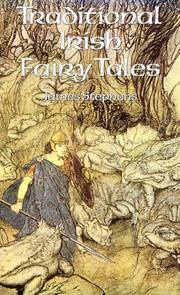 Cover of: Traditional Irish fairy tales