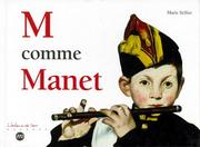 Cover of: M comme Manet