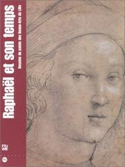 Cover of: Raphaël et son temps