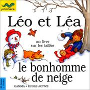 Cover of: Léo et Léa  by Mick Gowar, Lesley Harker