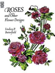 Cover of: Roses and other flower designs
