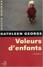 Cover of: Voleurs d'enfants