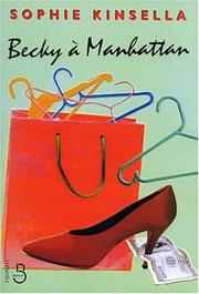 Cover of: Becky à Manhattan