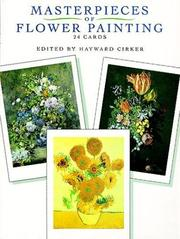 Cover of: Masterpieces of Flower Painting