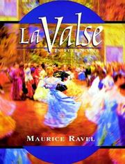Cover of: La Valse in Full Score