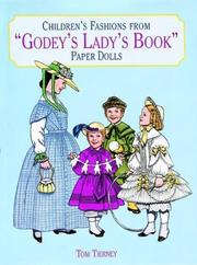 "Cover of: Children's Fashions from ""Godey's Lady's Book"" Paper Dolls"