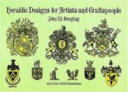 Cover of: Heraldic designs for artists and craftspeople