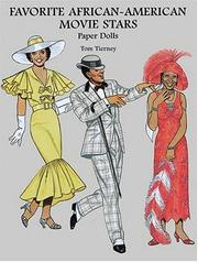 Cover of: Favorite African-American Movie Stars Paper Dolls