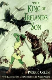 Cover of: The King of Ireland's Son