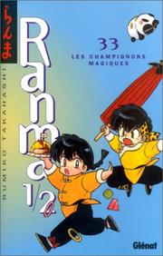 Cover of: Ranma 1/2, tome 33