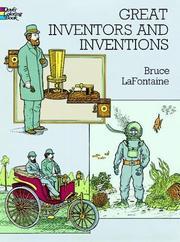 Cover of: Great Inventors and Inventions | Bruce LaFontaine