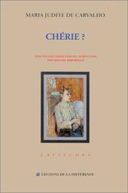 Cover of: Chérie?