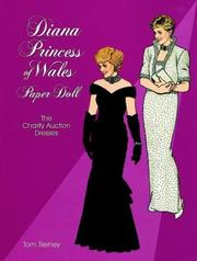 Cover of: Diana, Princess of Wales, Paper Doll