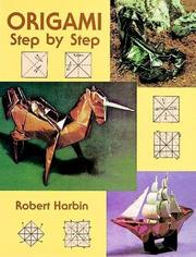 Cover of: Origami step by step