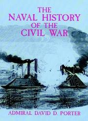 Cover of: The naval history of the Civil War