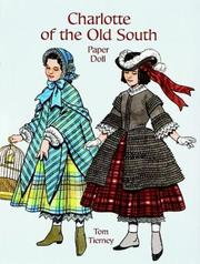 Cover of: Charlotte of the Old South Paper Doll (Paper Doll Series)