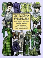 Cover of: Victorian fashions