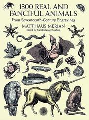 Cover of: 1300 real and fanciful animals |