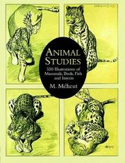 Cover of: Animal studies