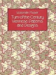 Cover of: Turn-of-the-century Viennese patterns and designs