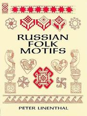 Cover of: Russian folk motifs
