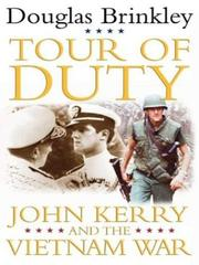 Cover of: Tour of Duty LP: John Kerry and the Vietnam War