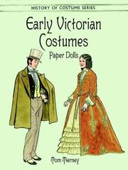 Cover of: Early Victorian Costumes Paper Dolls
