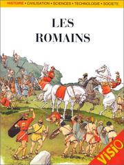 Cover of: Les Romains