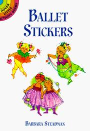 Cover of: Ballet Stickers