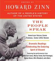 Cover of: The People Speak CD: American Voices, Some Famous, Some Little Known, from Columbus to the Present
