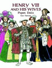 Cover of: Henry VIII and His Wives Paper Dolls
