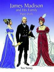 Cover of: James Madison and His Family Paper Dolls