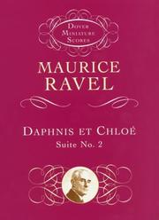 Cover of: Daphnis et Chloe, Suite No. 2