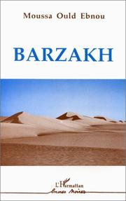 Cover of: Barzakh