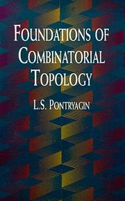Foundations of combinatorial topology by L. S. Pontri͡agin
