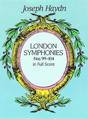 Cover of: London Symphonies