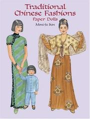 Cover of: Traditional Chinese Fashion Paper Dolls | Ming-Ju Sun