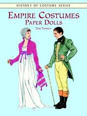 Cover of: Empire Costumes Paper Dolls