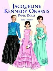 Cover of: Jacqueline Kennedy Onassis Paper Dolls (Famous Americans)