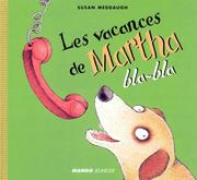 Cover of: Les vacances de Martha bla-bla