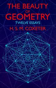 Cover of: The beauty of geometry: twelve essays