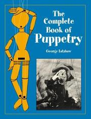 Cover of: The complete book of puppetry