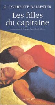 Cover of: Les filles du capitaine