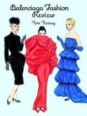 Cover of: Balenciaga Fashion Review