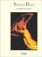 Cover of: Samson et Dalila
