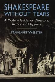 Cover of: Shakespeare without tears