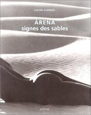 Cover of: Arena, signe des sables