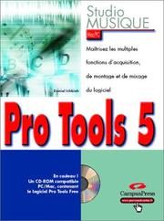 Cover of: Pro Tools