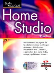 Cover of: Home Studio