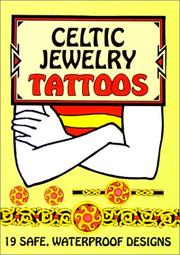 Cover of: Celtic Jewelry Tattoos